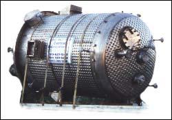 SS Dimple Jacket Pressure Vessel E-94