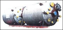SS Dimple Jacket Pressure Vessel G-4A & G-4B