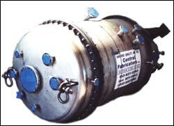 CS Pressure Vessel G-52
