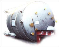 CS Pressure Vessel H-127A