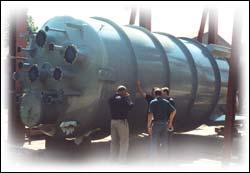 CS Pressure Vessel J-15