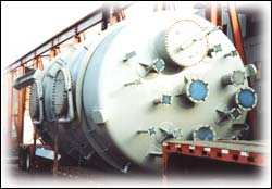 CS Pressure Vessel J-16