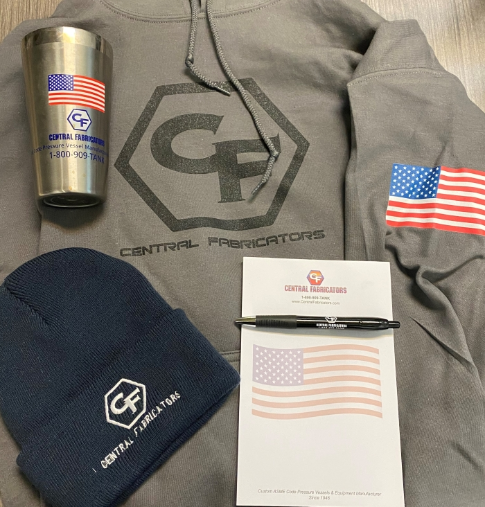 Central Fabricators, Inc.